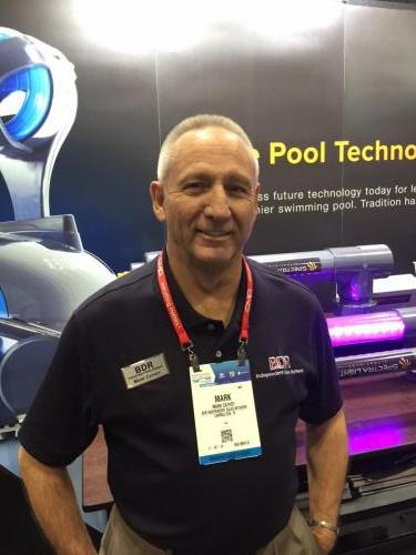 Mark Cathey - 2017 International Pool and Spa Show